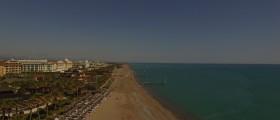 Der Strand von Bogazkent a...